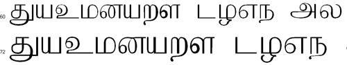 Amma Bangla Font