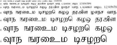 Download vanavil avvaiyar tamil keyboard layout.