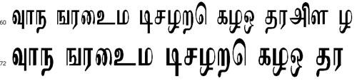 Imayam Bangla Font