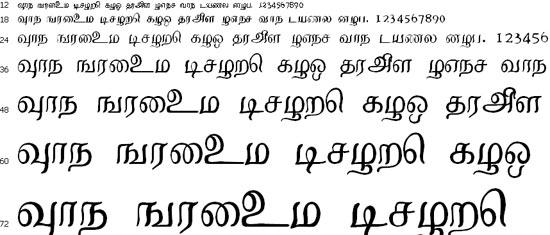 Keyman for Tamil99