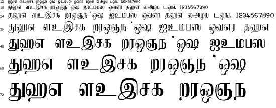 Ks_Kamban Tamil Font