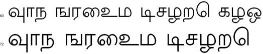 New Kannan Bangla Font