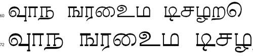 Rasigapria Tamil Font