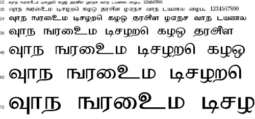 download tamil fonts for mac free