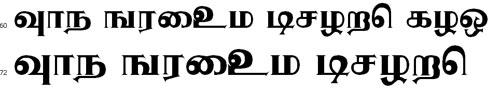 Shanmugapriya Tamil Font