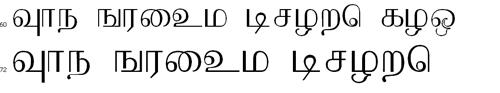 Abohi Tamil Font