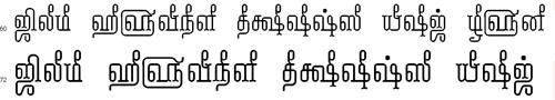 Tam Shakti 35 Bangla Font