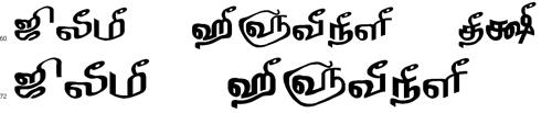 Tam Shakti 36 Bangla Font