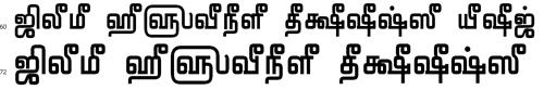 Tam Pattinathar Tamil Font