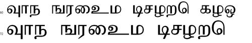 Kalaham Tamil Font