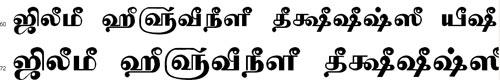 Tam Shakti 39 Bangla Font