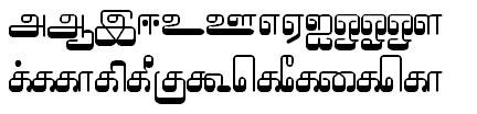 Tab Shakti-3 Tamil Font