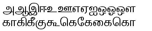 TAB-Anna Tamil Font