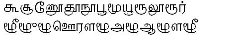 Avarangal 31TSC Tamil Font