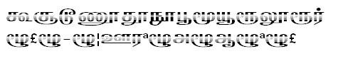 GIST-TMOTMadhura Tamil Font